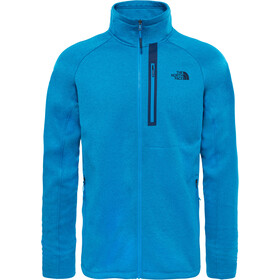 The North Face M's Canyonlands Full Zip Jacket Hyper Blue Heather